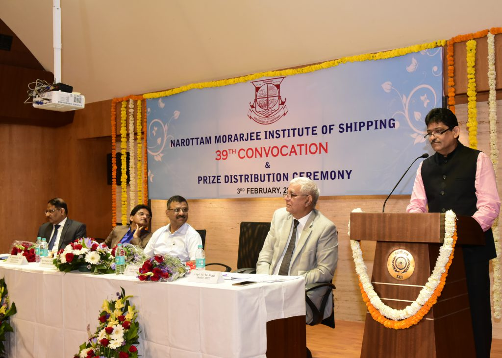 Awards – Narottam Morarjee Institute Of Shipping